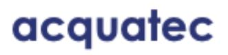 ACQUATEC-Immer eine gute Quelle